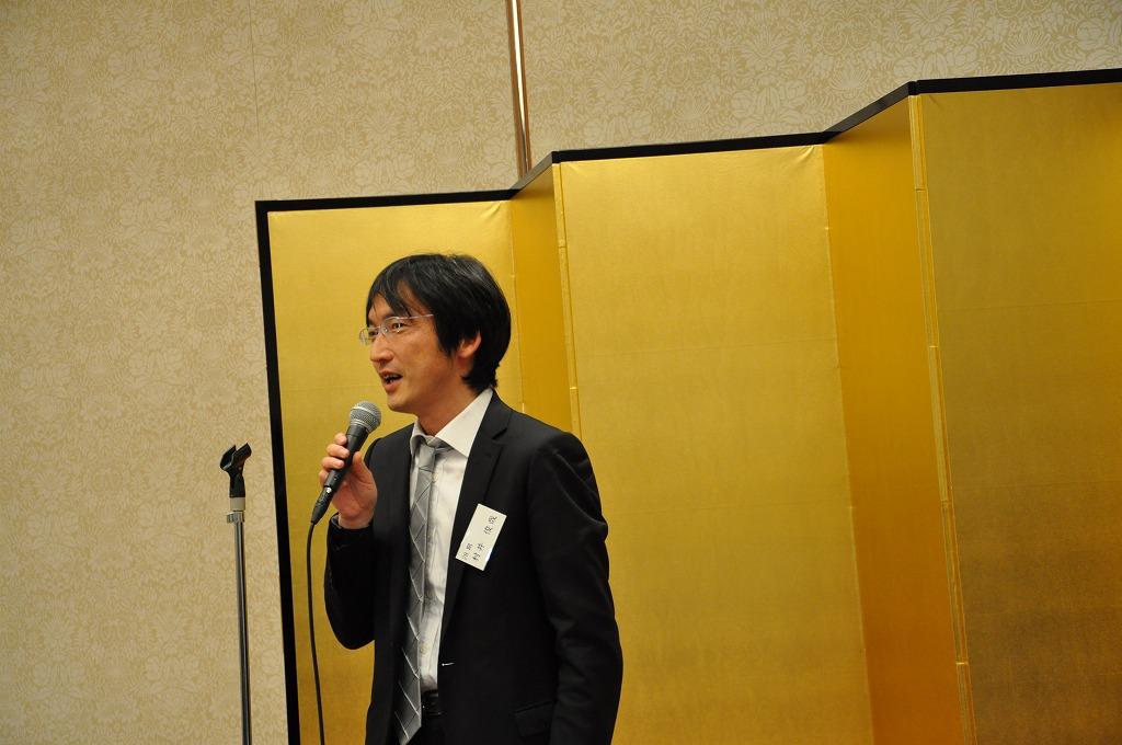 代表世話人 村井氏(28期)