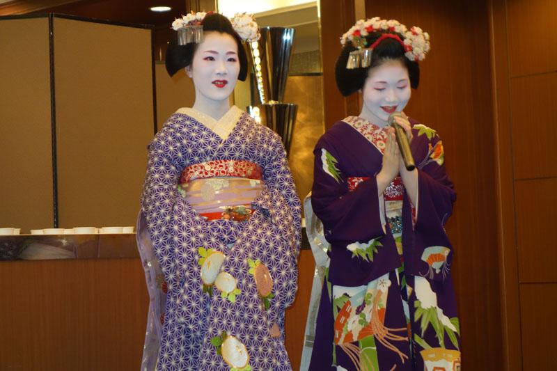 舞妓さん(京都市PR)