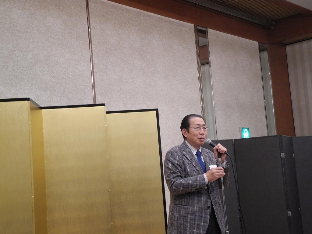 竹内氏(12期 滋賀医大)