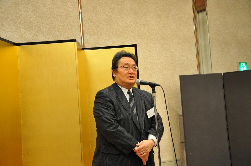 田代氏(事務局長 23期 京都府立医大)